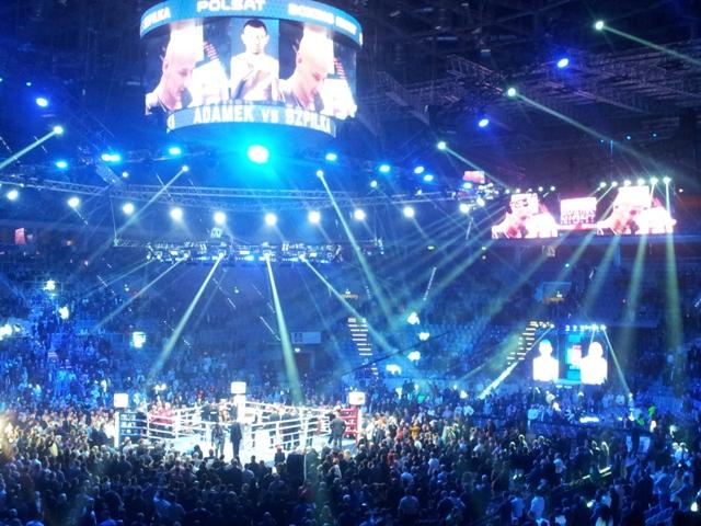 Polsat Boxing Night Adamek vs. Szpilka